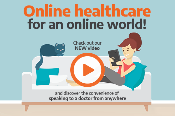 Online health care for an online world